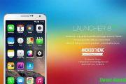 One Launcher - IOS 8 на андроид