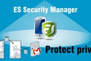 EStrongs Security Manager для андроид