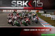 SBK15 Official Mobile Game на андроид