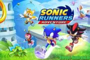 Sonic Runners Adventure на андроид