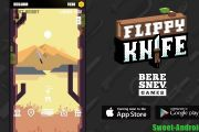 Flippy Knife на android + Мод
