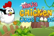 Ninja Chicken Ooga Booga скачать бесплатно