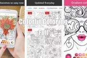 Colorfit Coloring на андроид