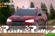 Rush Rally 2 для андроид