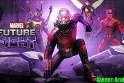 Marvel Future fight мод много денег