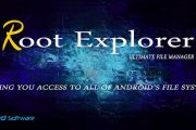 Root explorer на андроид