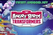 Angry birds transformers мод