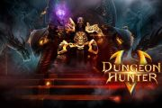 Dungeon Hunter 5 на андроид