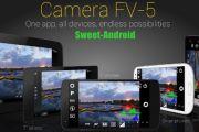 Camera FV-5 на андроид