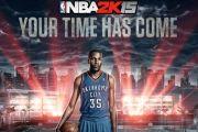 NBA 2k15 на android