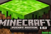 Minecraft 0.15.0