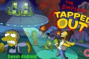 The simpsons: Tapped out мод много денег на андроид
