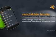 Avast Mobile Security Pro для android