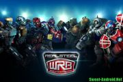 Real Steel: World robot boxing скачать на андроид много денег и золота