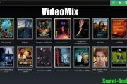 VideoMix для андроид