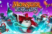 Monster Legends на андроид