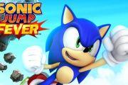Sonic Jump Fever скачать на android бесплатно