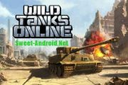 Wild Tanks Online на андроид