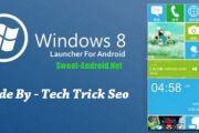 Windows 8 Launcher PRO скачать для android на русском