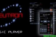Neutron Music Player для андроид