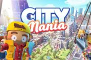City Mania: Town Building Game на андроид