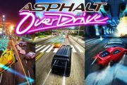Asphalt : Overdrive скачать на андроид