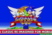 Sonic The Hedgehog 2 на андроид
