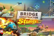 Bridge Constructor Stunts на андроид