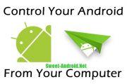 Airdroid - Android on Computer скачать для андроид