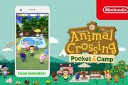 Animal Crossing:Pocket Camp на андроид