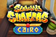 Subway surfers Египет на андроид