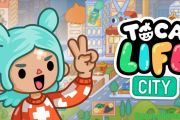 Toca Life: City на андроид