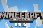 Minecraft pocket edition 0.10.5 rus