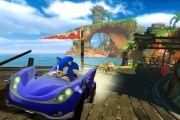 Sonic & SEGA All-Stars Racing  скачать на андроид