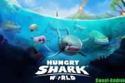Hungry Shark World скачать на андроид читы