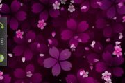 Flowers live wallpaper для андроид