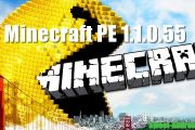 Скачать Майнкрафт 1.1.0.55 на андроид