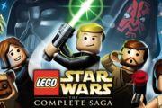 Lego - Star wars: Complete saga