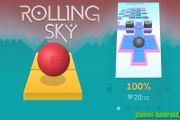 Rolling Sky скачать на андроид