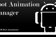 Boot Animation Installer на андроид
