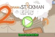 Draw a stickman: Epic 2 на андроид