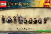 LEGO: The Lord of the Rings на андроид