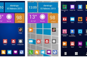 Next Launcher Theme Windows 8 Android скачать бесплатно