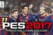 PES 2017 pro evolution soccer на андроид