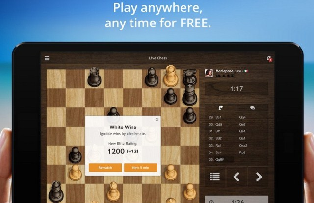 скачать шахматы для андроид на русском языке бесплатно