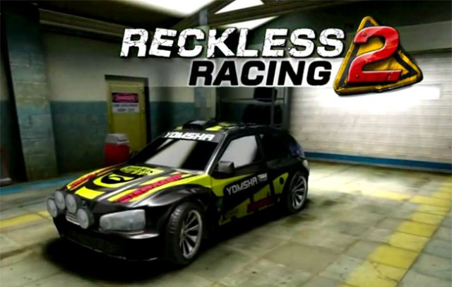 Reckless racing 2 для андроид