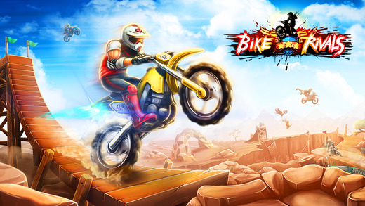 Bike Rivals на android