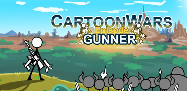 Cartoon wars gunner+ на андроид