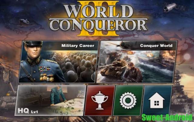 Скачать World Conqueror 3 Много Денег