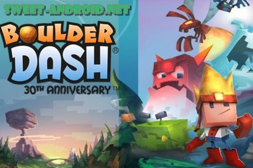 Boulder Dash: 30th Anniversary для android